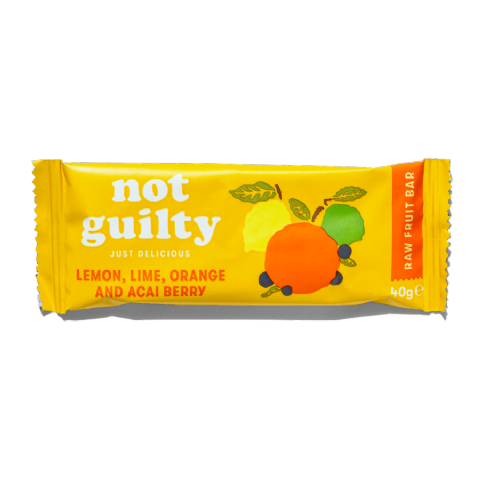 Not Guilty Lemon, Lime, Orange and Acai Berry